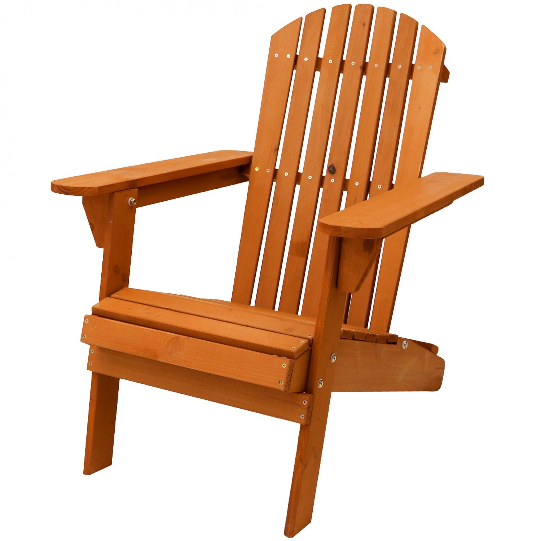 Wooden Outdoor Garden Adirondack Chair Patio Furniture 163