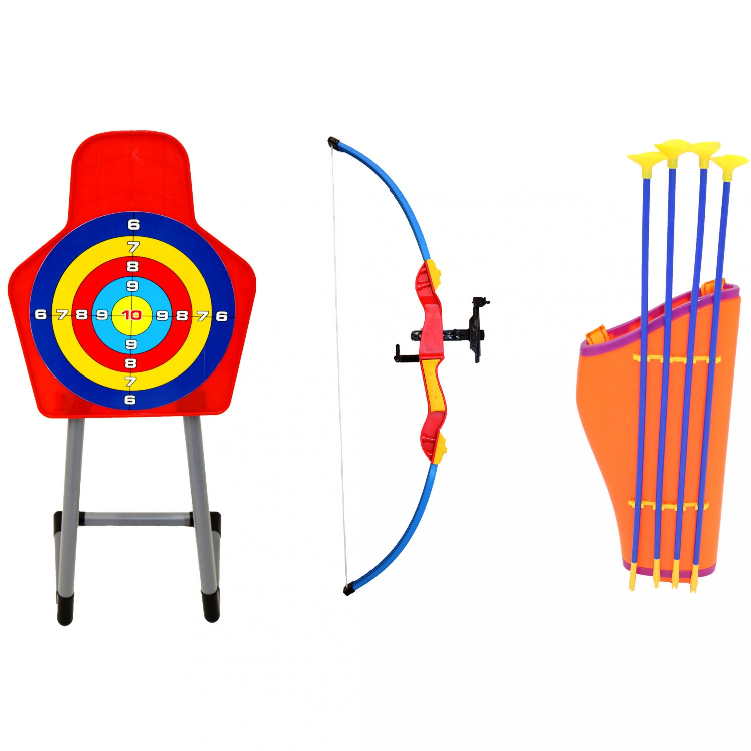 Toys For Toddlers At Target : Kids toy bow arrow archery target set outdoor garden