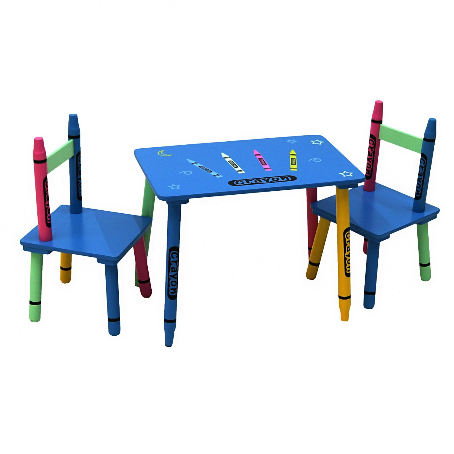 Cool Childrens Wooden Crayon Table And Chairs Set Kids Room Furniture Ocoug Best Dining Table And Chair Ideas Images Ocougorg