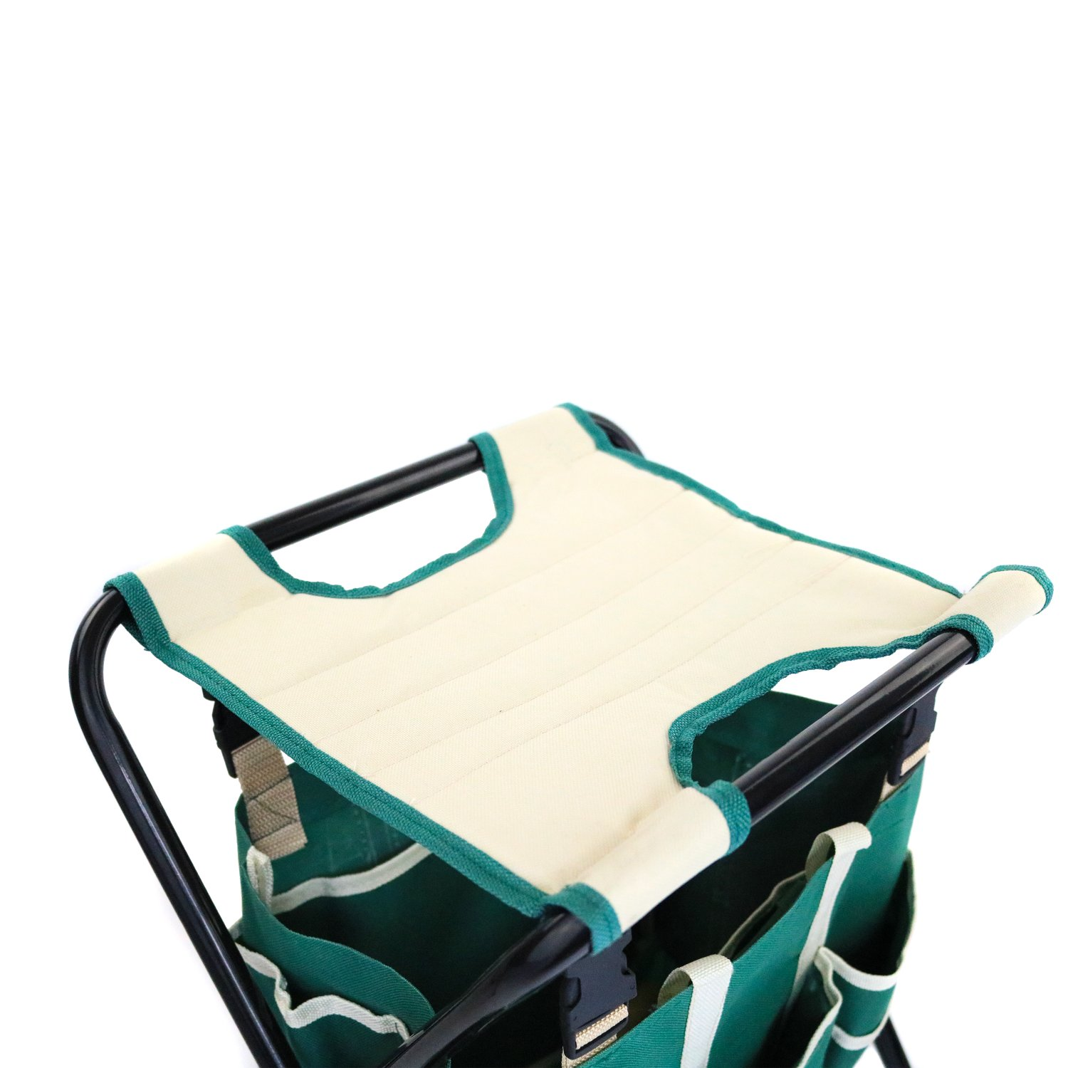 ... Folding Gardeners Stool with 5pc Tools and Storage Bag Gardening ...  sc 1 st  Oypla & Folding Gardeners Stool with 5pc Tools and Storage Bag Gardening ... islam-shia.org