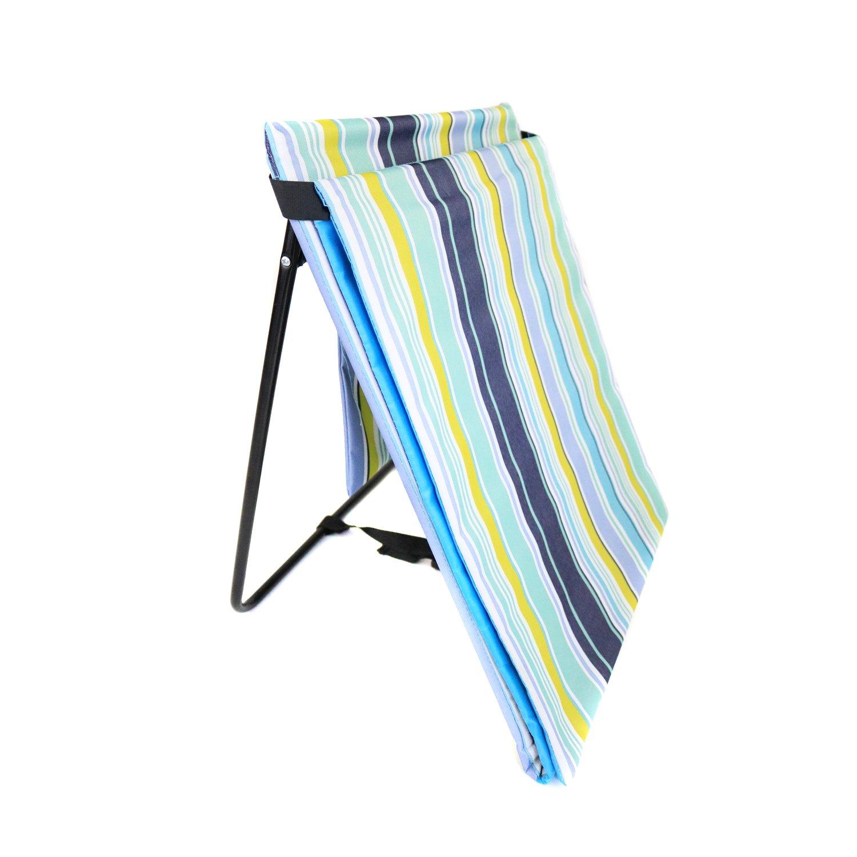 Portable Beach Mat Folding Chair Sun Lounger Outdoor Camping