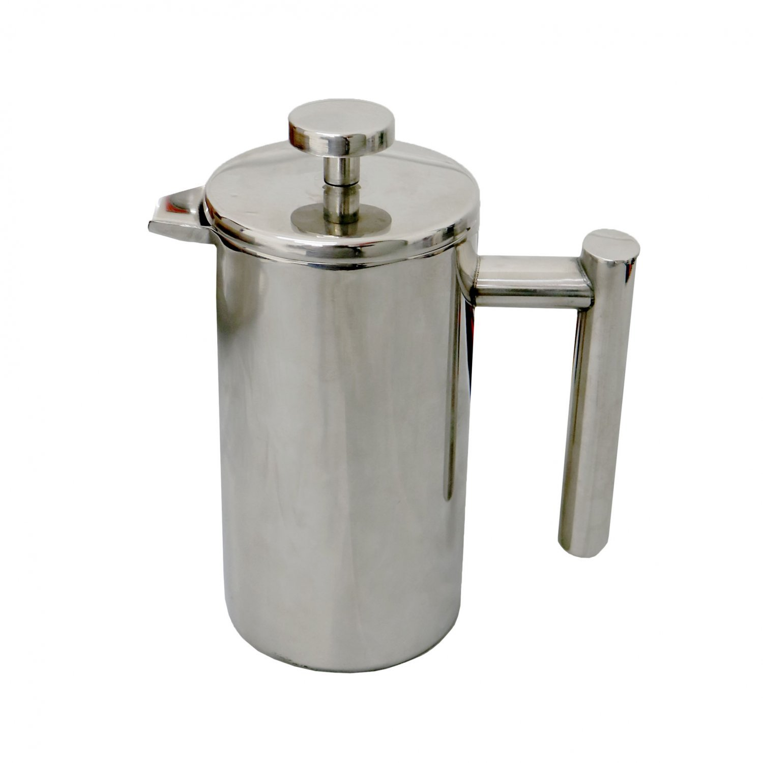 3 Cup 350ml Stainless Steel Cafetiere French Press Coffee