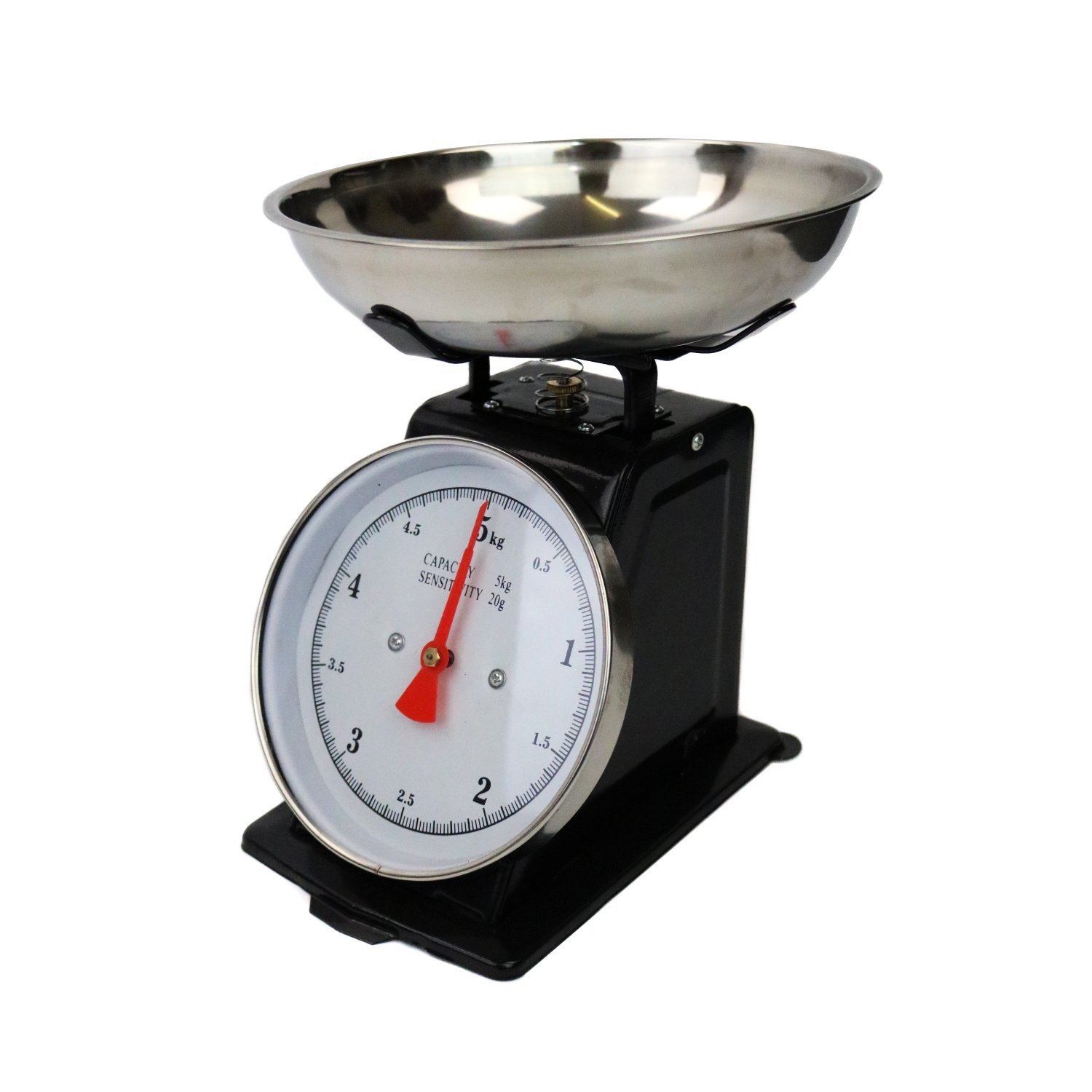 5kg traditional mechanical kitchen weighing scales retro for How much is a kitchen scale