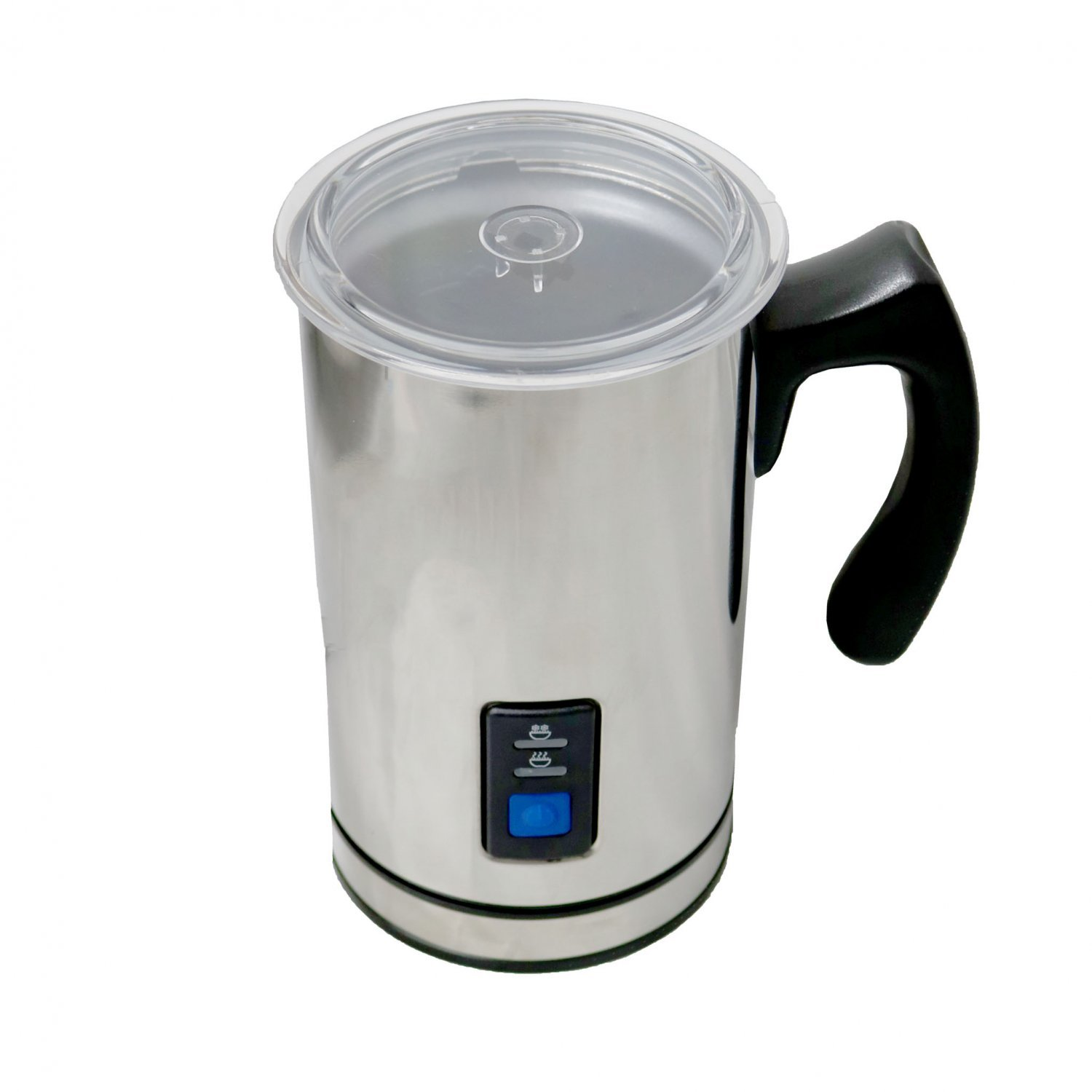 New Stainless Steel Electric Milk Frother And Warmer Coffee