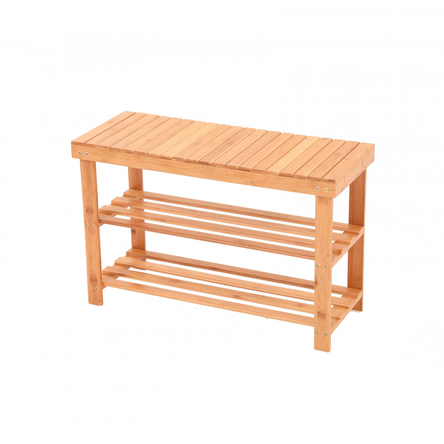 Picture of: 3 Tier Wooden Bamboo Shoe Rack Bench Storage Organiser Holder 21 99 Oypla Stocking The Very Best In Toys Electrical Furniture Homeware Garden Gifts And Much More