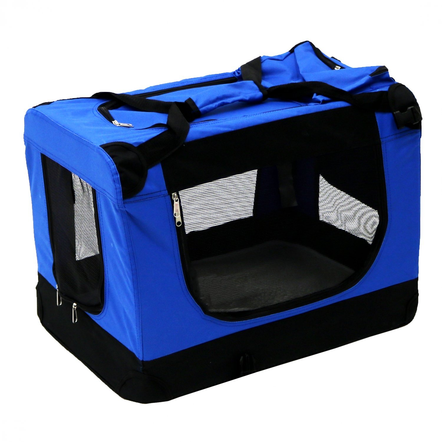 Portable Pet Dog Cat Rabbit Puppy Carrier Transport Crate Cage