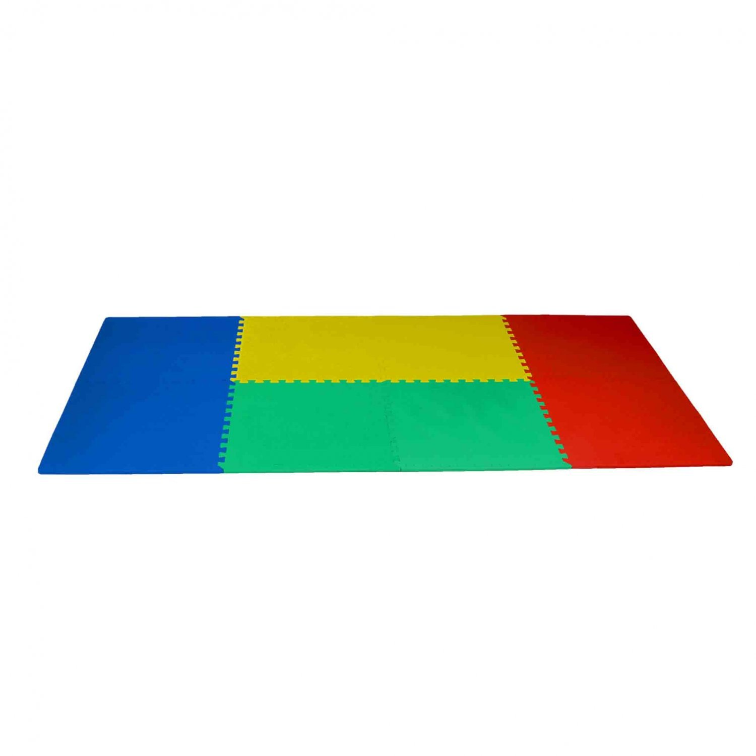 32 SQ FT Interlocking EVA Soft Foam Exercise Floor Play Mats