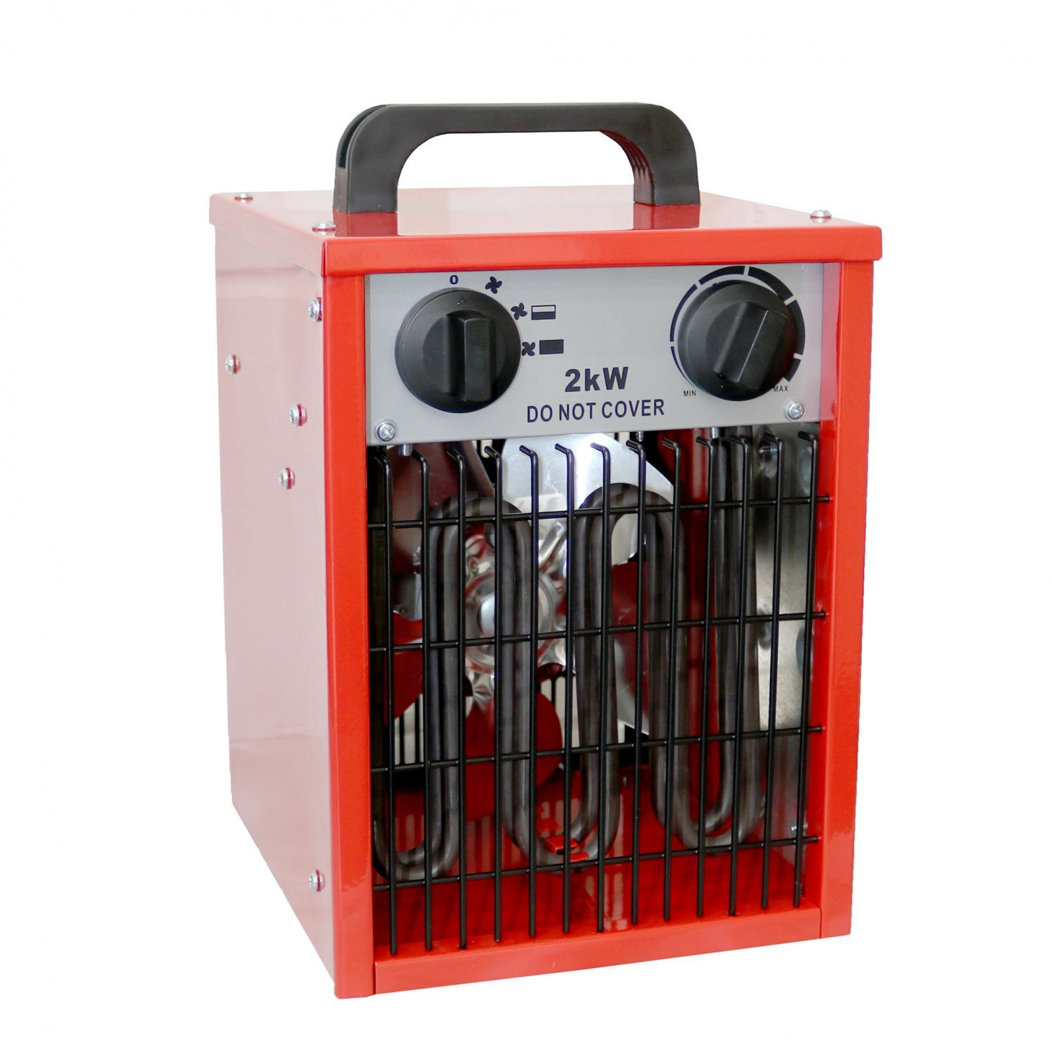Industrial Fan Heater 2kW |