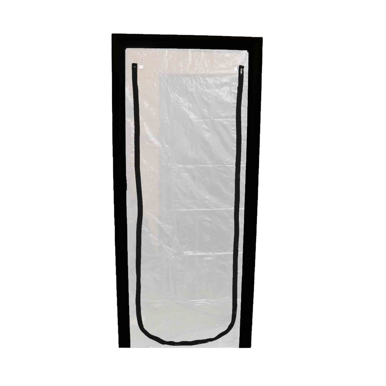 Heavy Duty Reusable Zip Door Dust Barrier Guard Protection