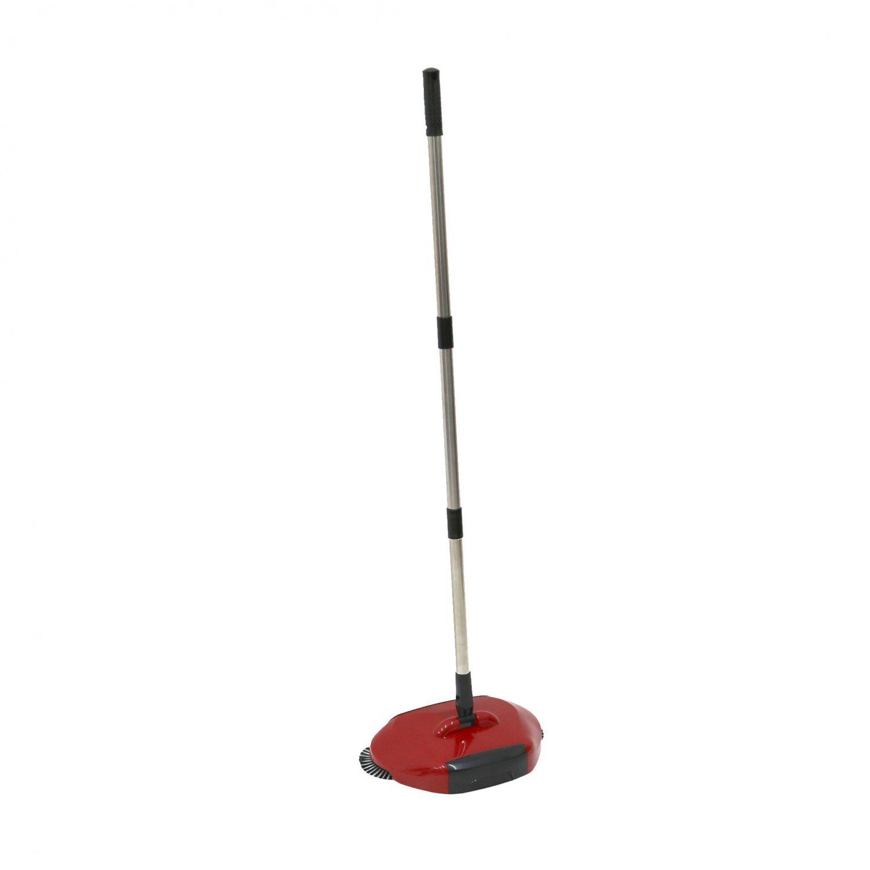 360 176 Spin Hand Push Manual Household Floor Sweeper Brush