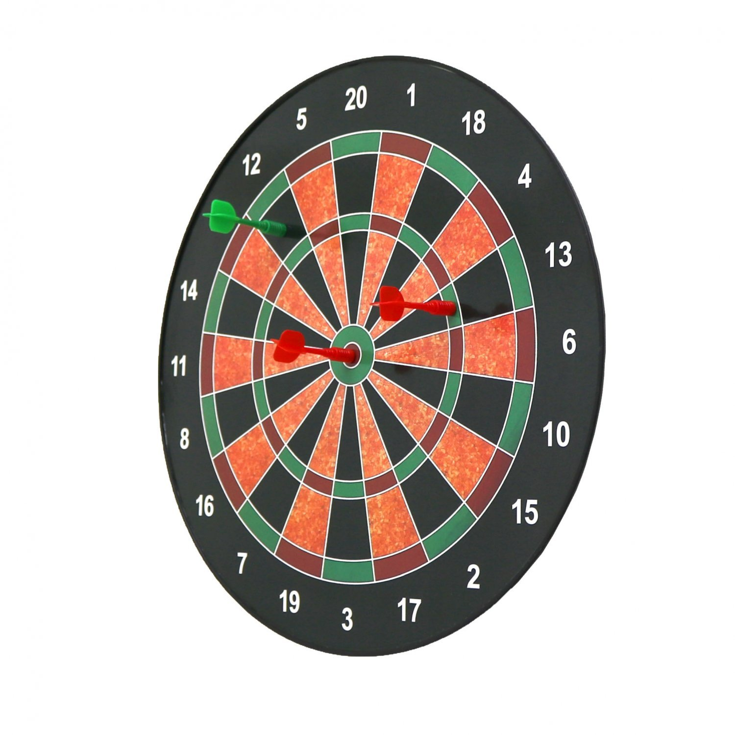 16 Magnetic Kids Toy Play Dart Board Dartboard With 6 Darts   £12.99 ...