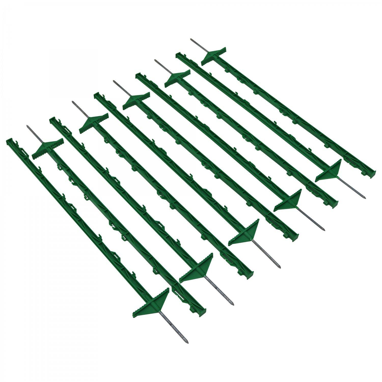 Professional Heavy Duty Green Safety Barrier Mesh Fencing 1mtr X 15mtr